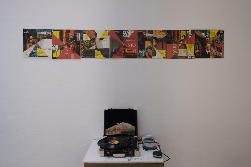 «Mozart Rix» (Sound installation by Koen Kaptijn and Jan Nieuwenhuis)