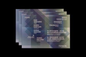 A5 Concert Flyer