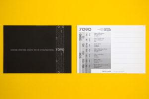 A6 Agenda Postcard